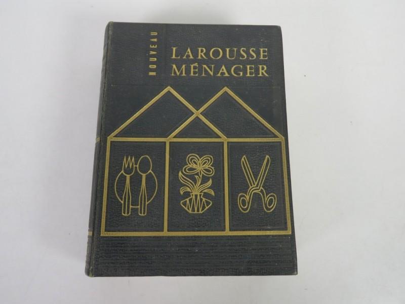 Boek - Nouveau Larousse menager