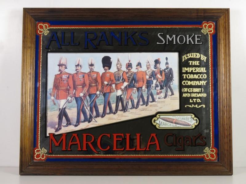 Reclamespiegel Marcella cigars
