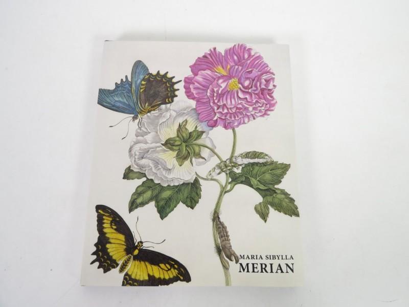 Boek - Maria Sibylla Meriam