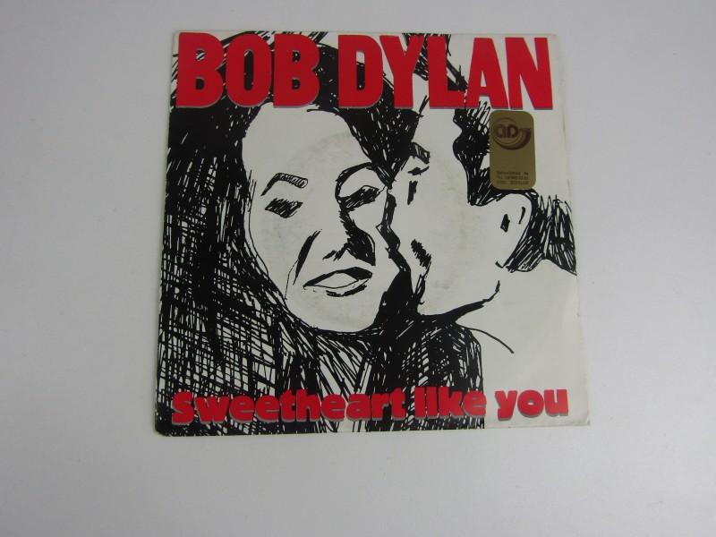 Vinyl, Single, Bob Dylan, Sweetheart Like You, License to Kill