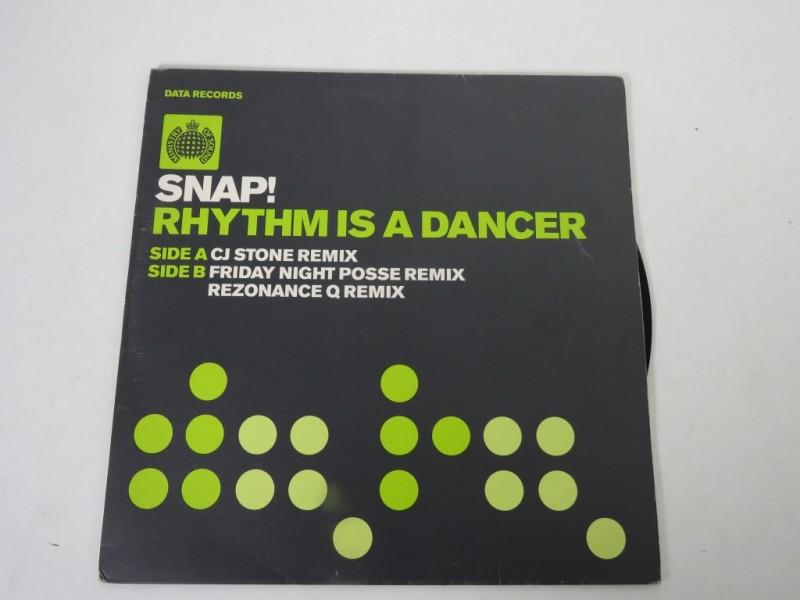 Lp - Snap! - Rhythm is a dancer