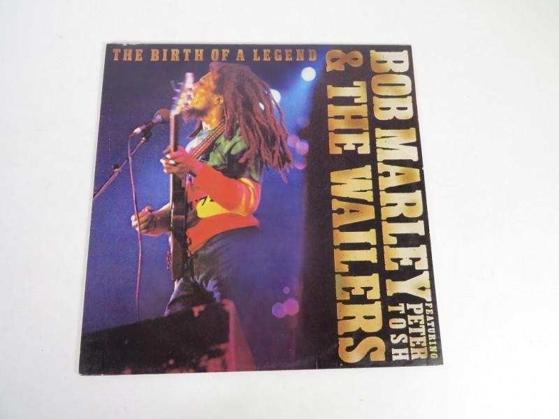 Lp- Bob Marley & the wailers
