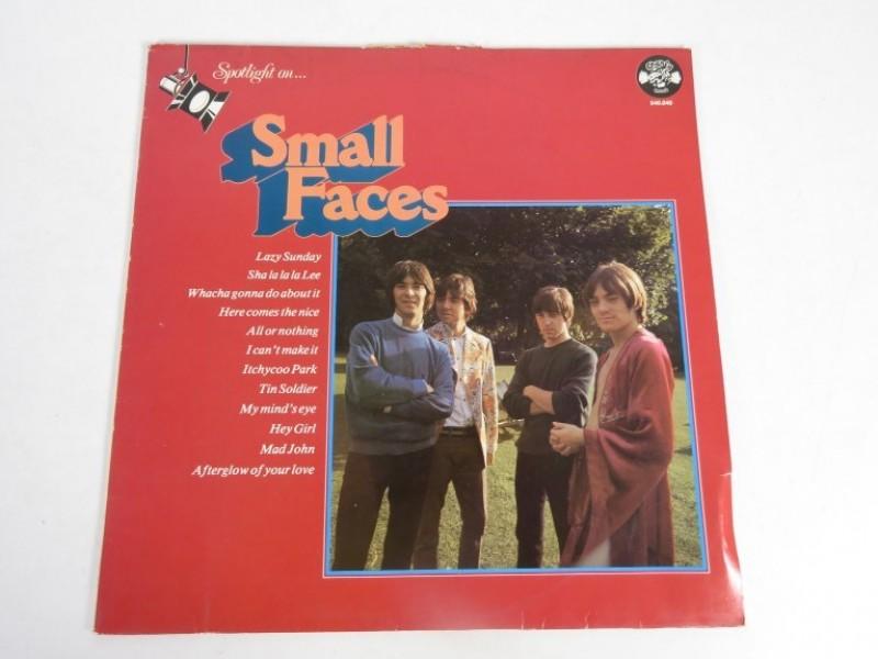 Lp - Spotlight on ... Small faces
