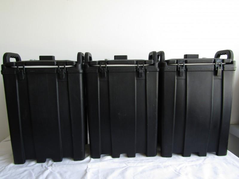 3 Warmhoud / Soepcontainers: Carlisle, 16 liter