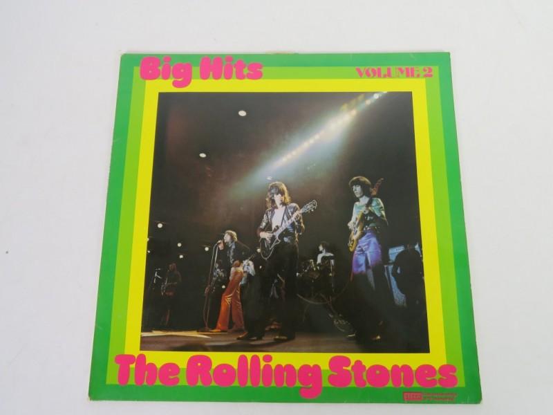 Lp - The rolling stones - Big hits volume 2