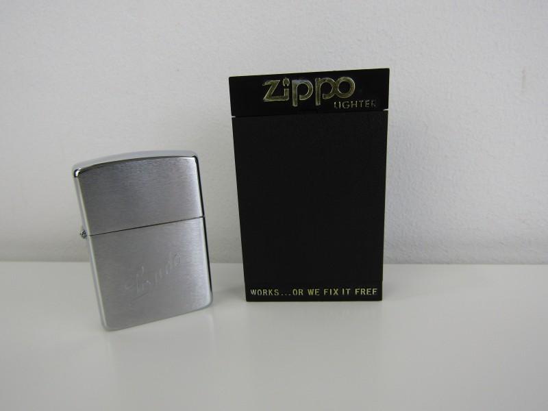 Zippo Lighter / Aansteker in Originele Verpakking, USA