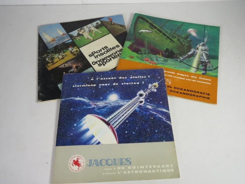 Set van 3 Jacques albums - Allerlei