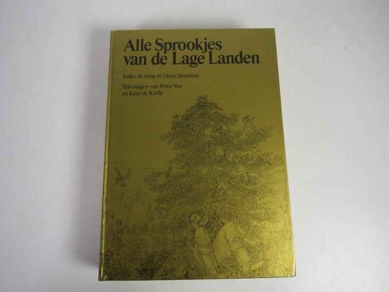 Boek - Alle sprookjes van de lage landen