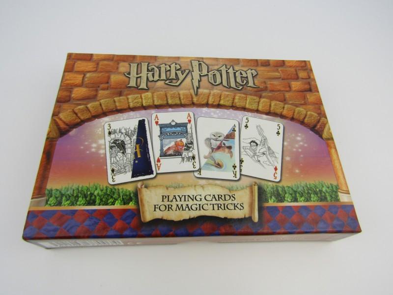 Set Harry Potter Speelkaarten Voor Goocheltrucs, Carta Mundi