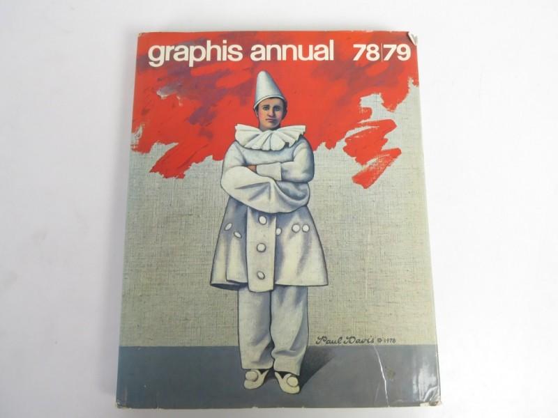 Boek - Graphics annual 78-79
