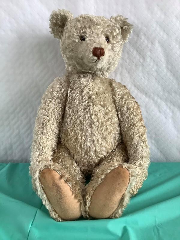 Steiff teddybeer