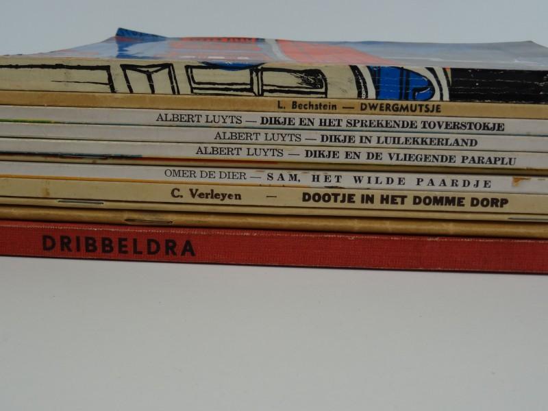 11 charmante kinderboeken jaren '40 tot '60