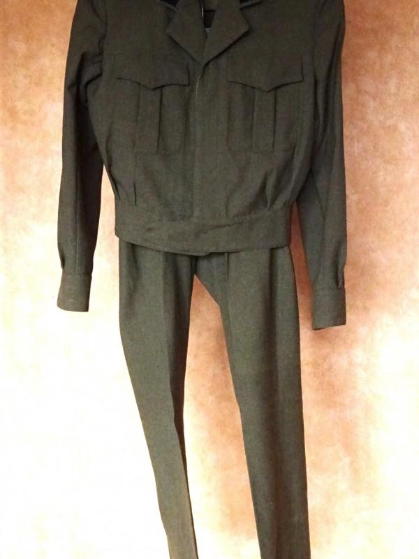 Belgische leger uniform (1967)