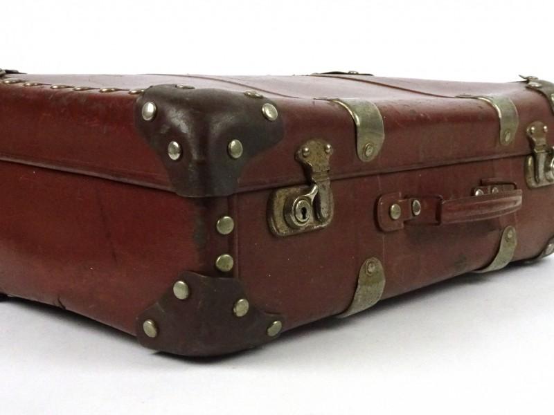 Vintage reiskoffer (FUTURA)