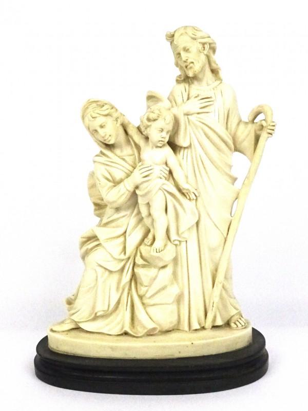 Beeld Jozef, Maria en Jezus (A.SANTINI)