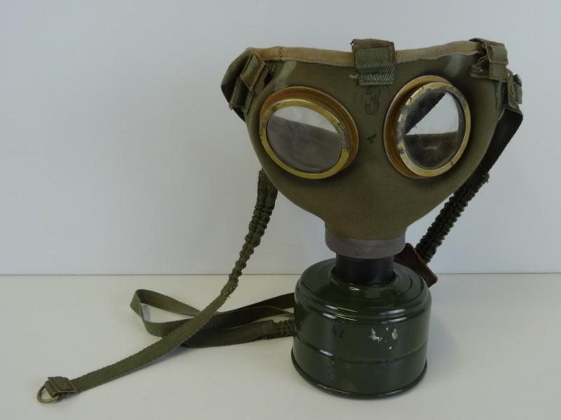 2 Gasmaskers