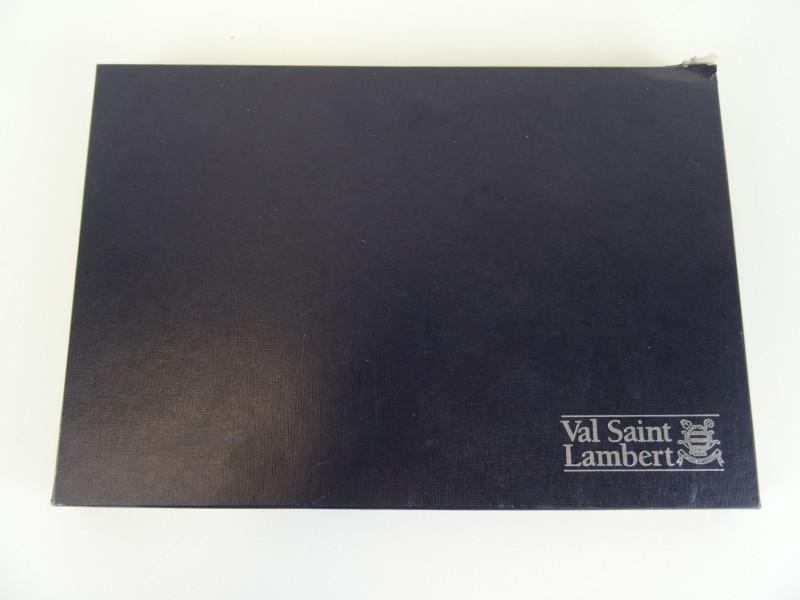 Onderzetters / Coasters Val Saint Lambert