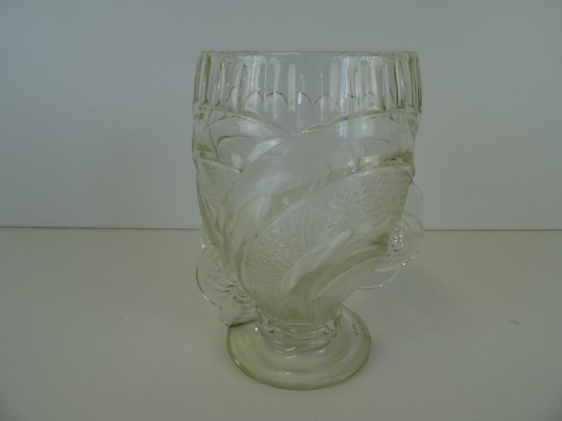 Vintage Vaas Persglas