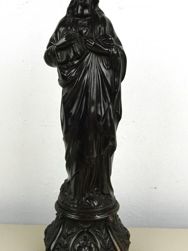 Vintage Jezus beeld