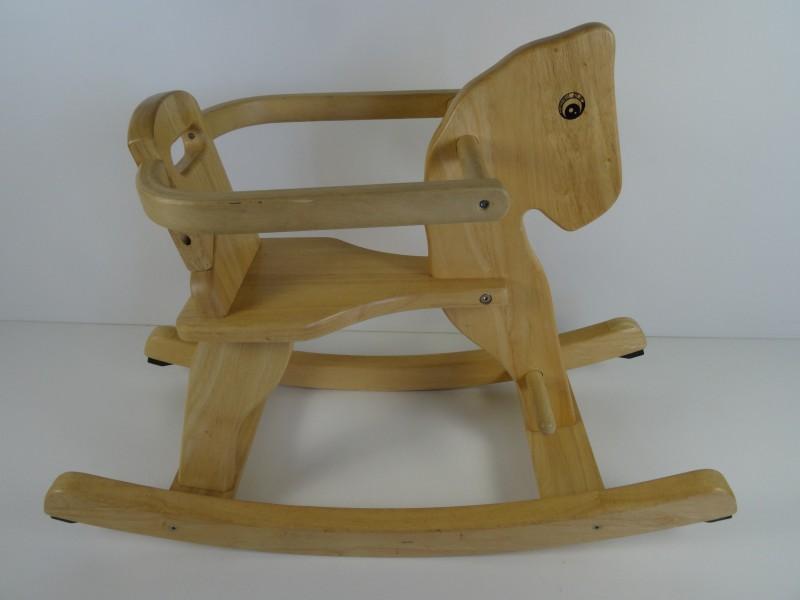 Pintoy - Shetland Pony - schommelpaard (2)