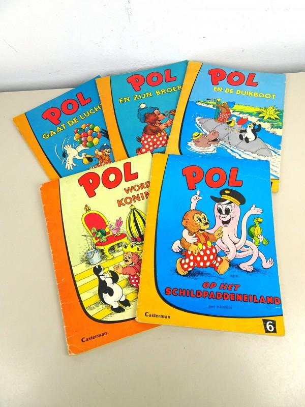"Vintage strips ""Pol"""