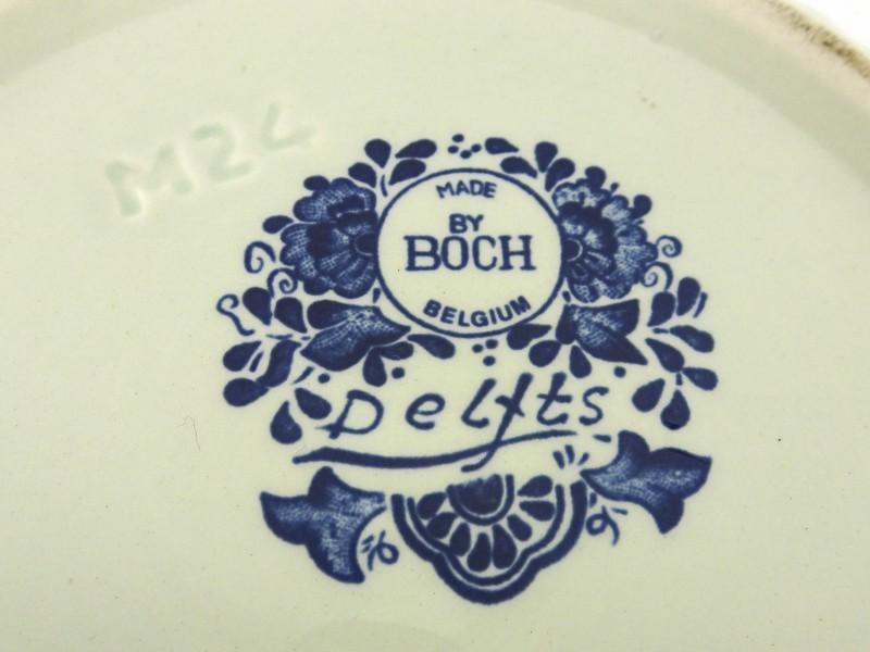 Bloempot (Delfts by Boch)
