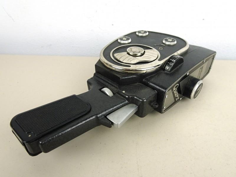 Vintage filmcamera (Quarz USSR)