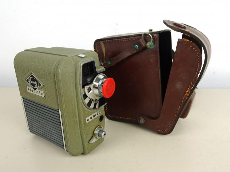 Vintage filmcamera (Eumig Electric)