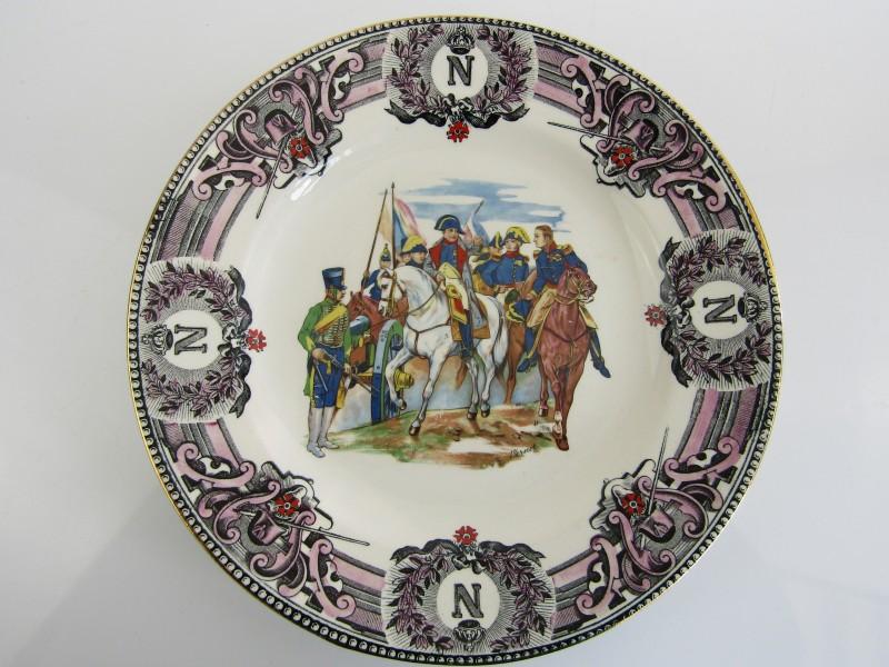 Napoleon Bord Boch La Louvière, Campagne De France