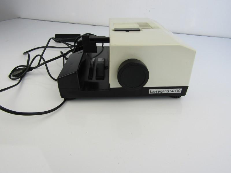 Diaprojector, Liesegang, M390