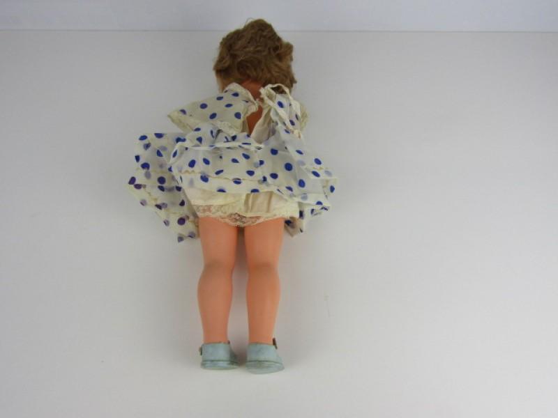 Vintage Pop, Meisje in Bolletjeskleed, Unica Belgium