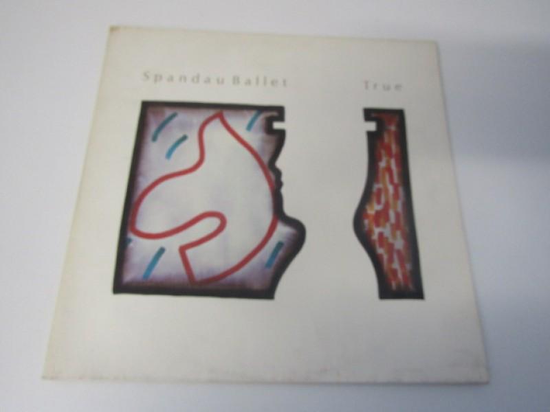 LP, Spandau Ballet, True, 1983