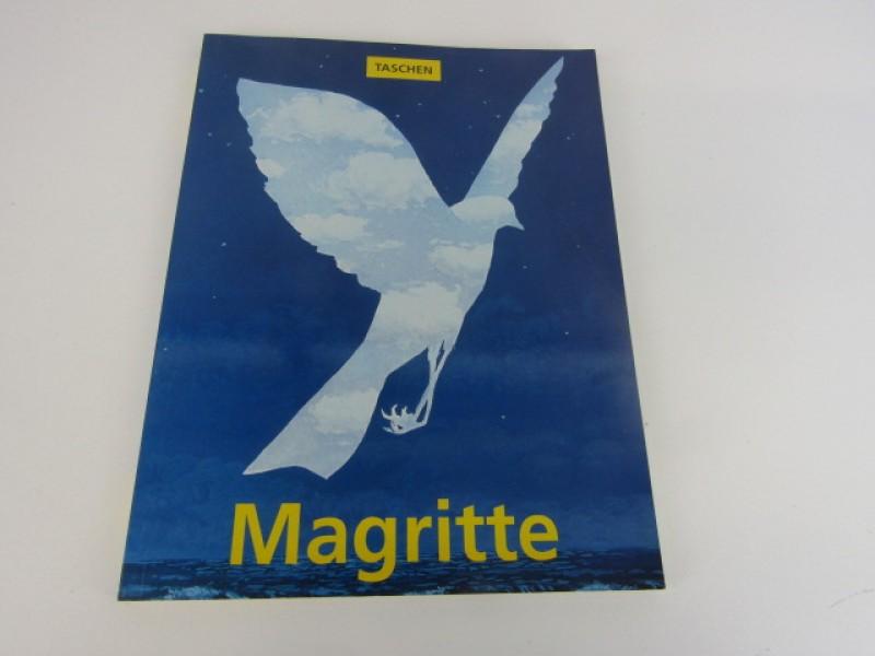 Kunstboek, Magritte, Marcel Paquet,Tashen