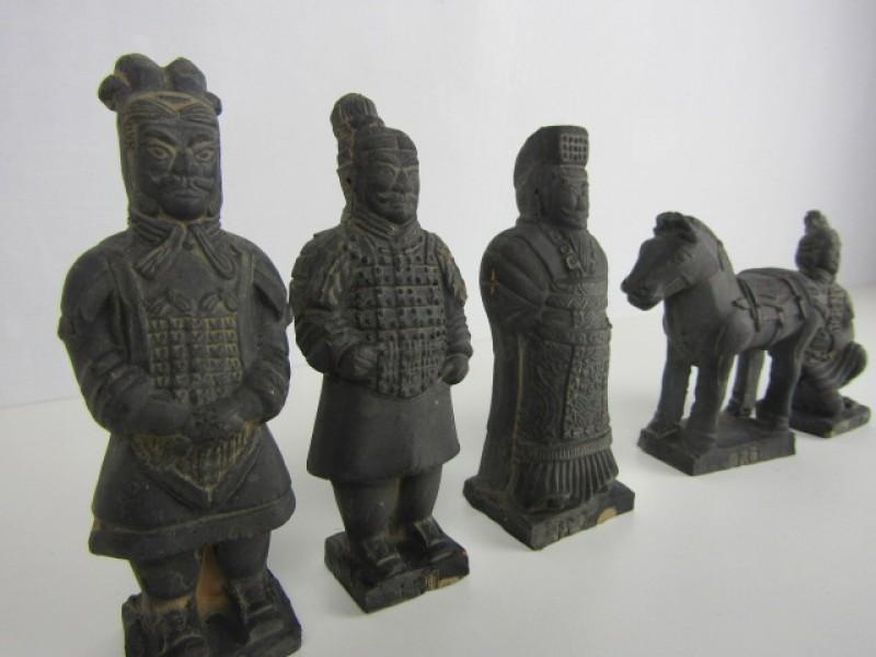 Miniaturen, Terracotta Leger, Xi'an China