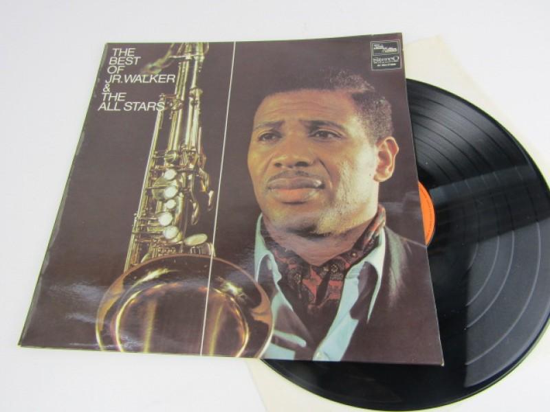 LP, The Best Off JR. Walker & The All Stars, 1970, Tamla Motown