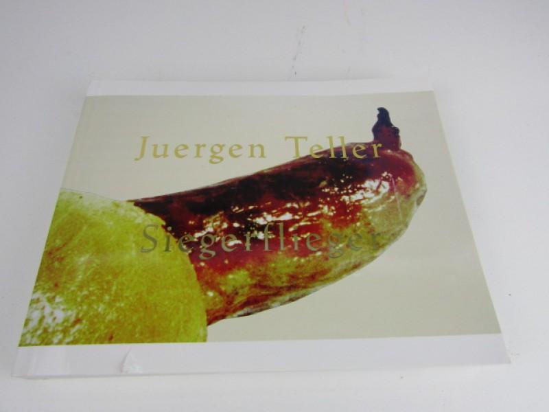 Fotoboek, Juergen Teller, Siegerflieger