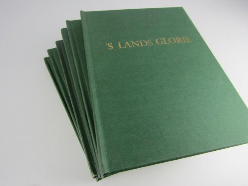 6 Delige Reeks, 'S LANDS GLORIE (Boeken)
