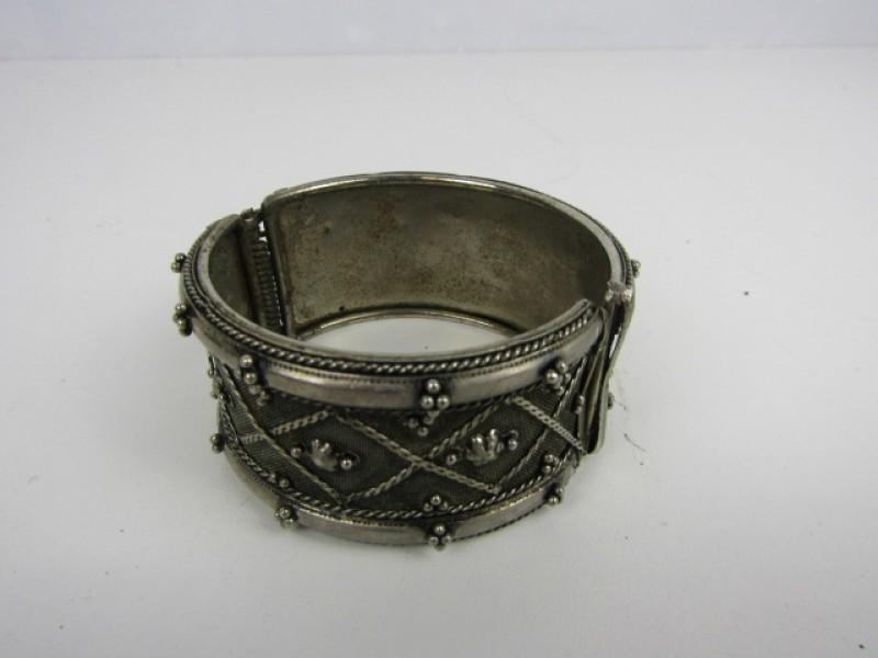 Armband, Zilverkleurig (1)