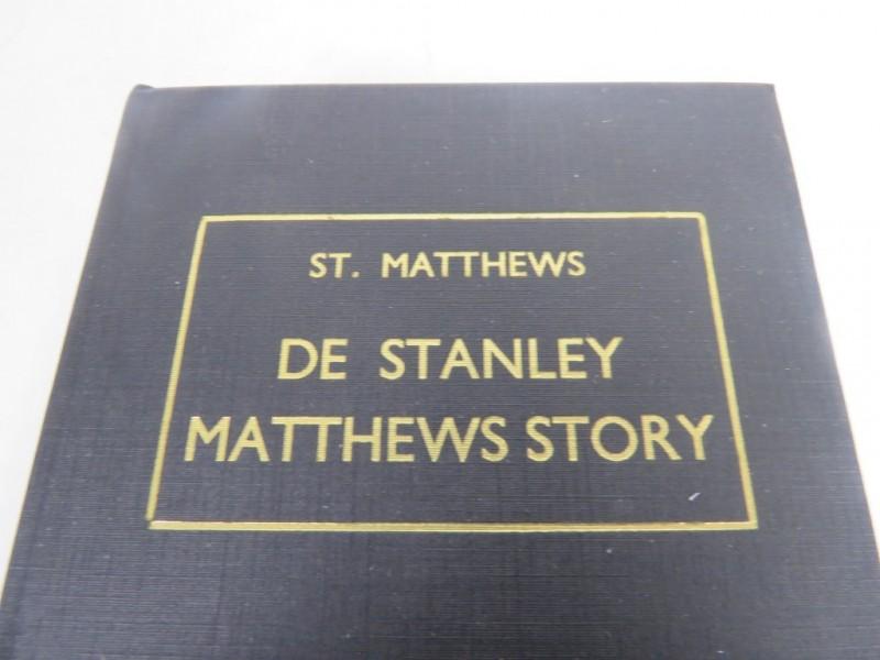 Boek - The Stanley Matthews story