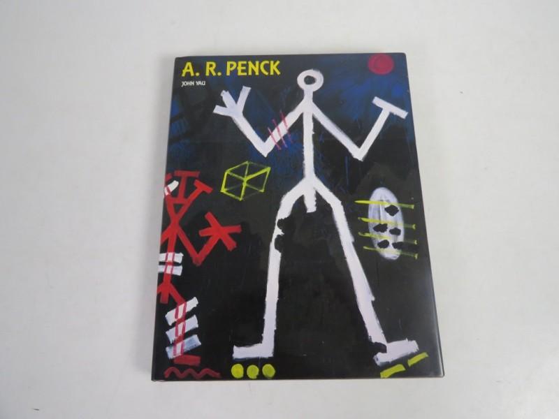 Boek - A.R.Penck