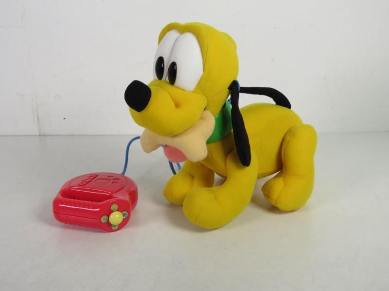 Wandelende Pluto Disney Mattel