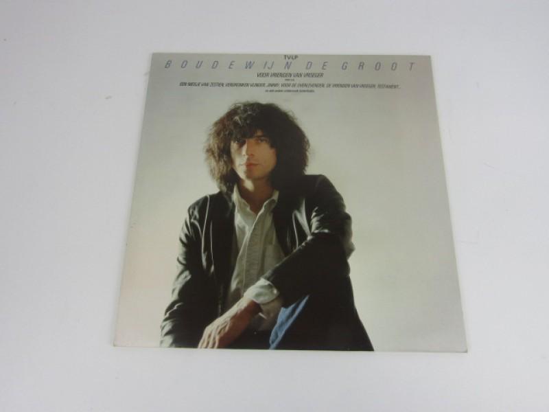 LP, Boudewijn de Groot, 'Voor vrienden van vroeger', 1987