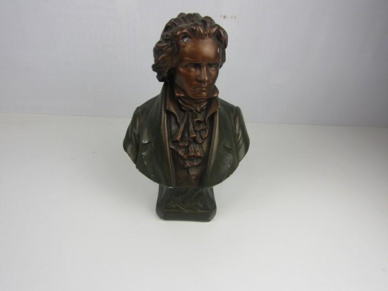 Buste, Beethoven, Gips