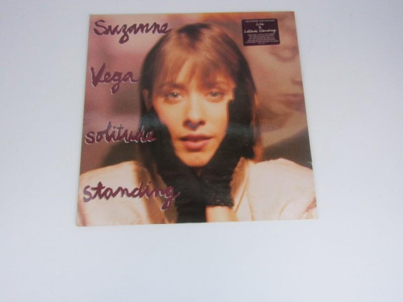 LP, Suzanne Vega, Solitude Standing, 1987