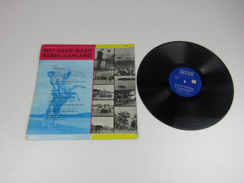 LP, Bobbejaan Schoepen, Wij gaan naar Bobbejaanland, 1968