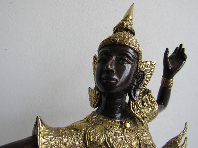 Bronzen Beeld: Rama, Hindoe God