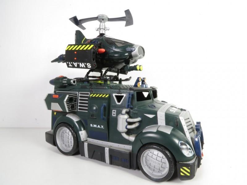 Teenage mutant ninja turtles - Swat van - 2002