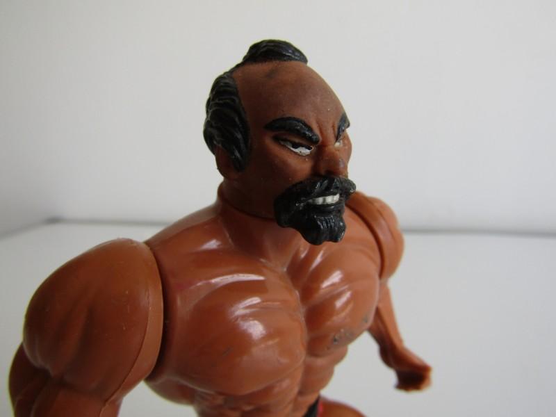 Actiefiguur: Jitsu / He-Man, Masters Of The Universe, 1983
