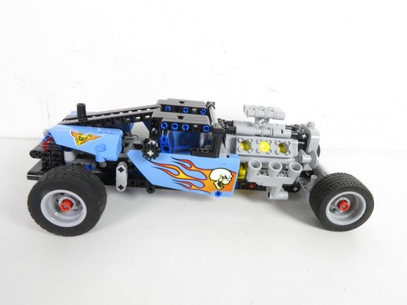Lego technic Hotrod 42022