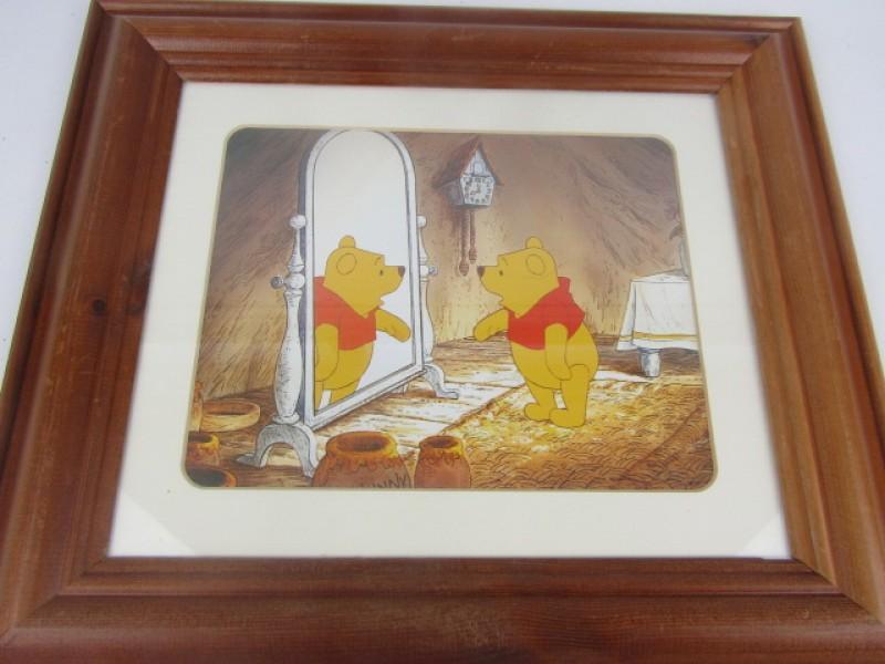 Kader, Winnie The Pooh spiegelt zich